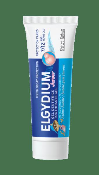 Паста за зъби Elgydium Junior 7-12г Дъвка